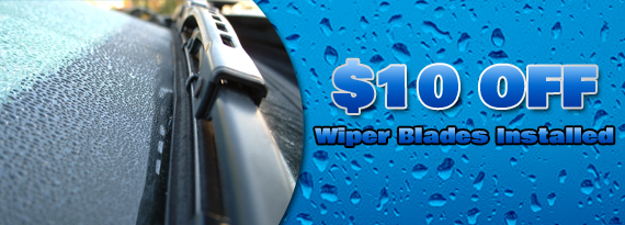 Wiper Blade Coupon in White Bear Lake, MN